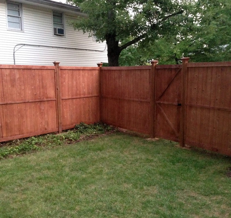 Fence Staining - Plymouth Meeting painting company