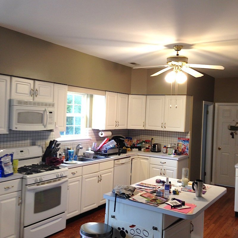 Collegeville Painting Company - kitchen