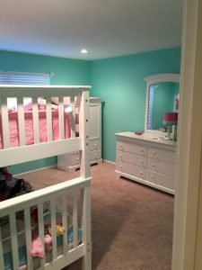 Chalfont Painting Company - Girls Bedroom Painting in Chalfont