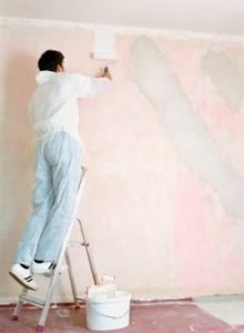 Interior Painting Tips - poor job