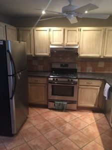 Blue Bell Painting Company - Kitchen Cabinet