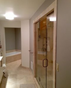 Bathroom Painting - Master Bath