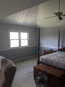 Lansdale Bedroom Painting Company - Master Bedroom Painting