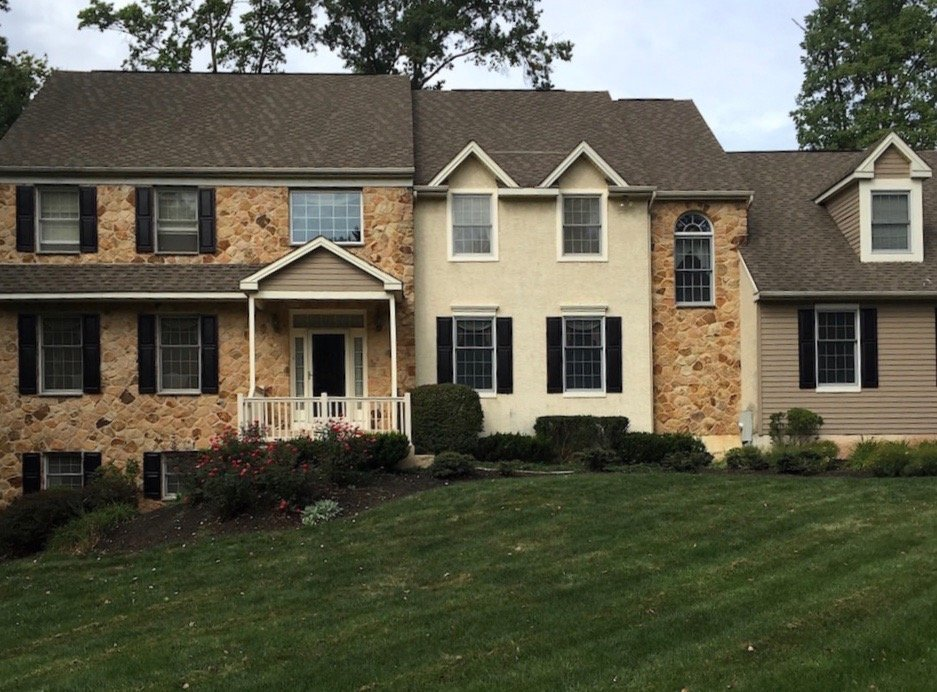 Exterior Painting in Worcester Township