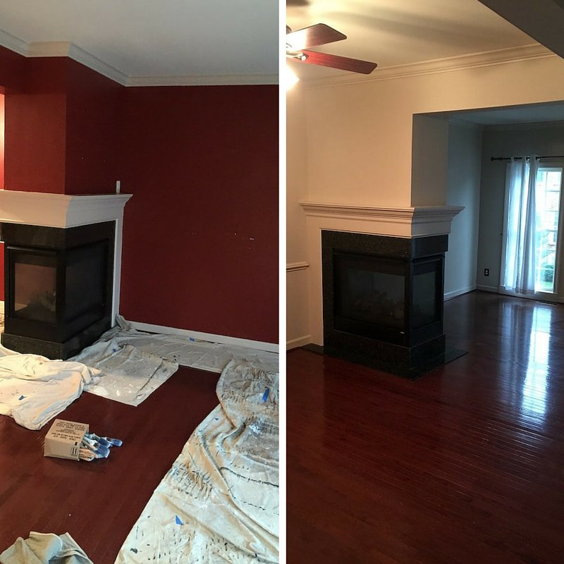 Interior Painting in Phoenixville