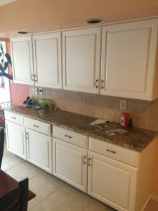 Lansdale Painting Company - Kitchen Cabinet Painting in Lansdale