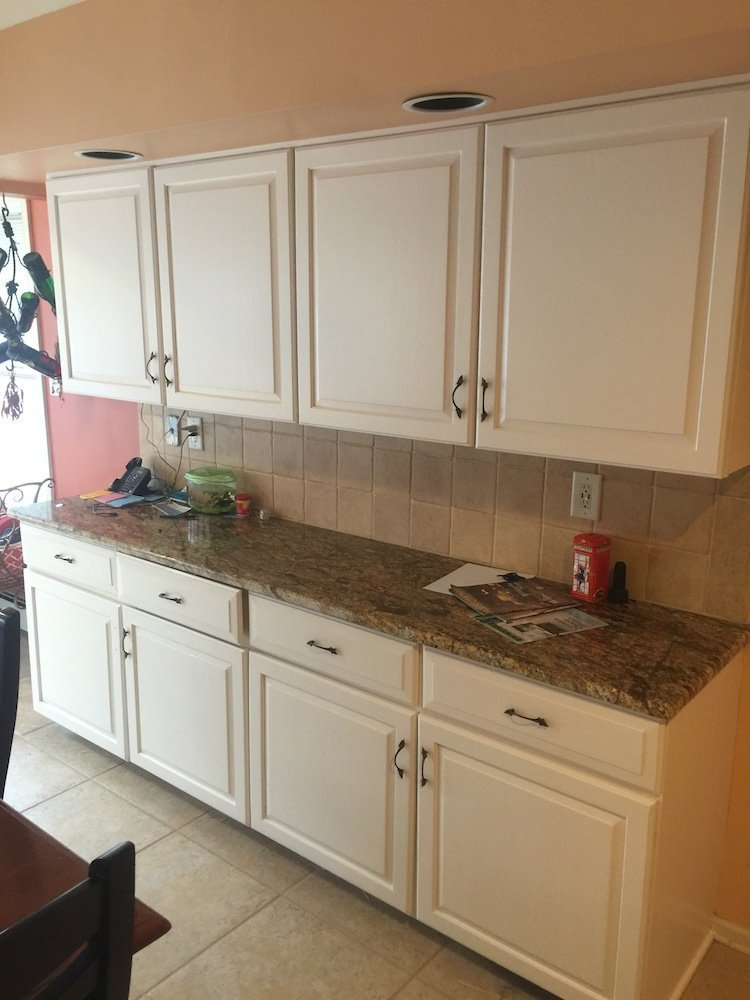 Lansdale Kitchen Cabinet Painting Laffco Painting