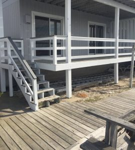 deck refinishing - avalon