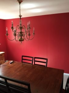 dining room paint - conshohocken painting company