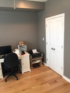 home office paint - gray's ferry
