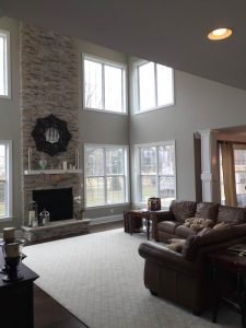 Horsham Painting Company - living room
