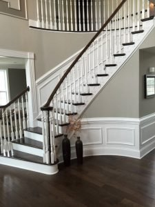 wainscoting painting - horsham