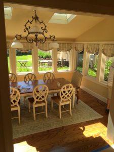 dining room paint - lower gwynedd