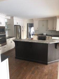 kitchen painting - warminster