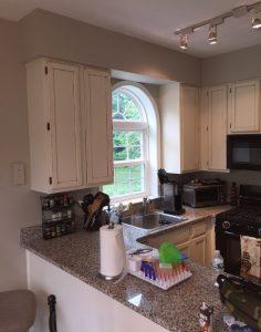 Lafayette Hill Painting Company - remodeled Lafayette Hill Kitchen