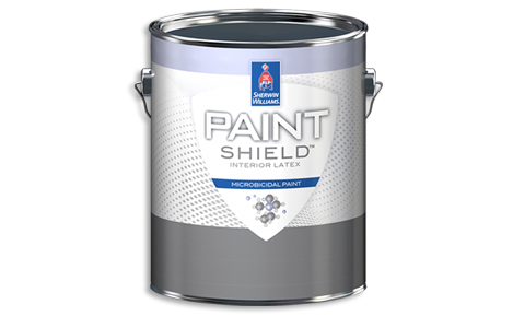 Paint Shield by Sherwin Williams - antibacterial paint