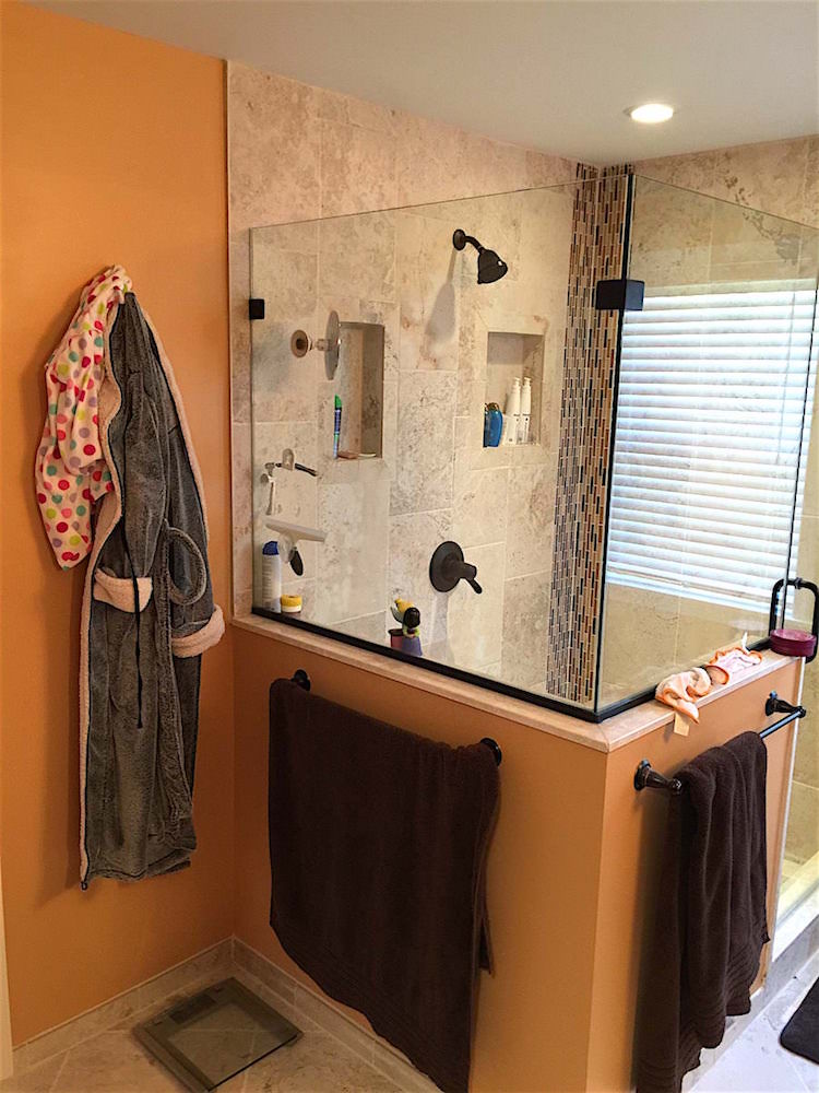 Interior Painting in Lafayette Hill - Bathroom Lafayette Hill painting company