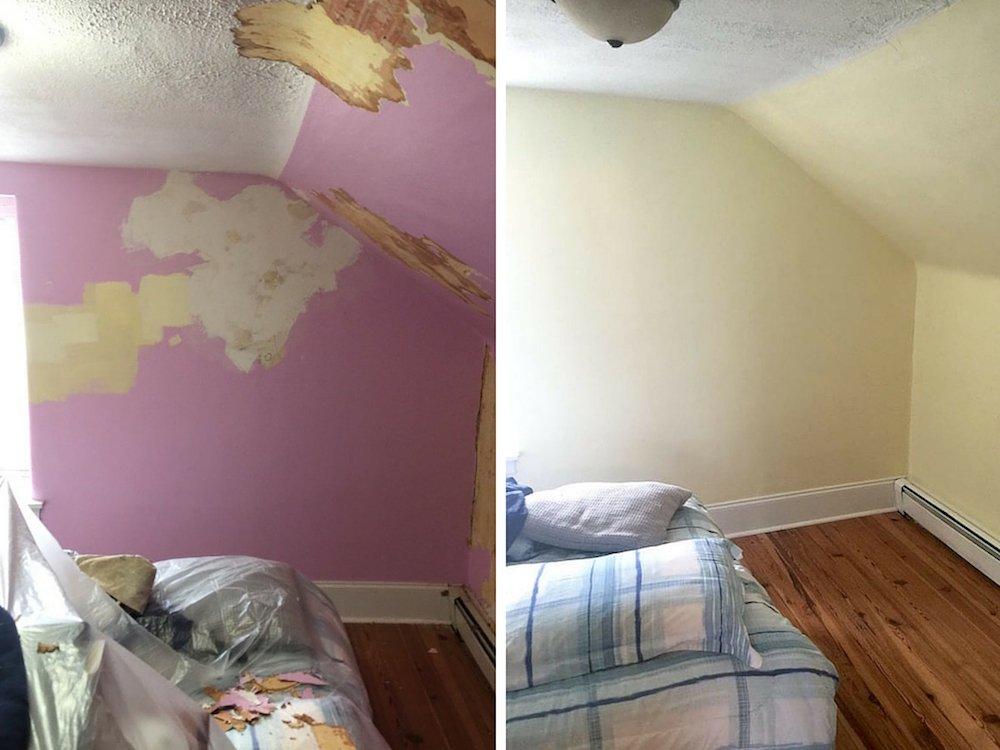 Ambler Wallpaper Removal - Ambler Painting Company