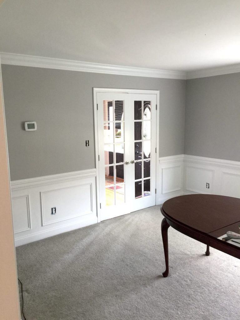 West Chester Interior Painting - Trim