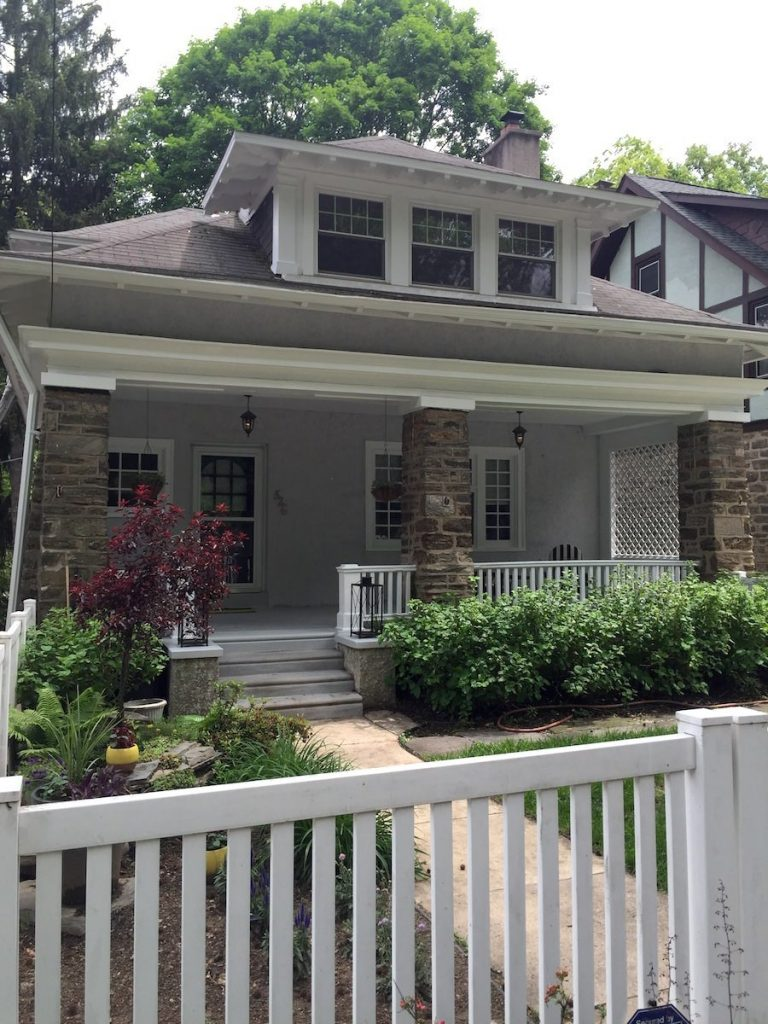 Chestnut Hill Exterior Painting