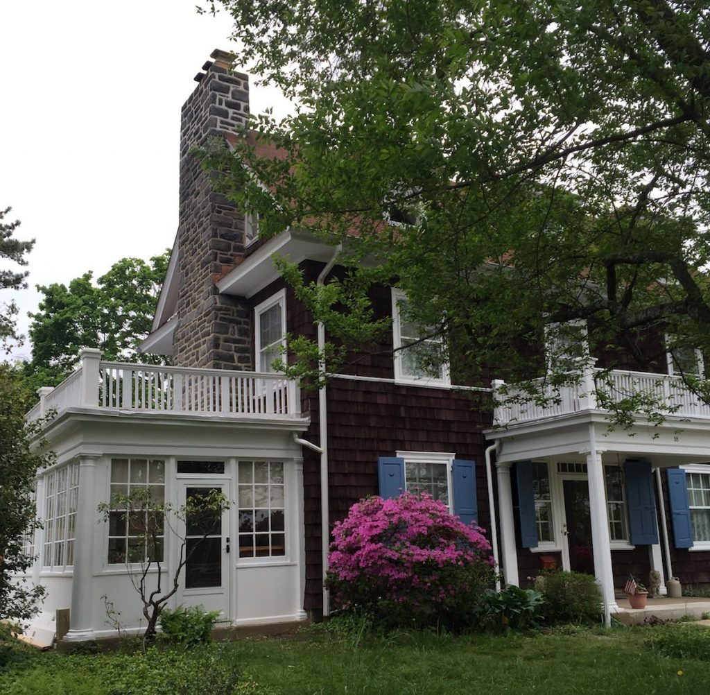 Exterior Painting in Haverford