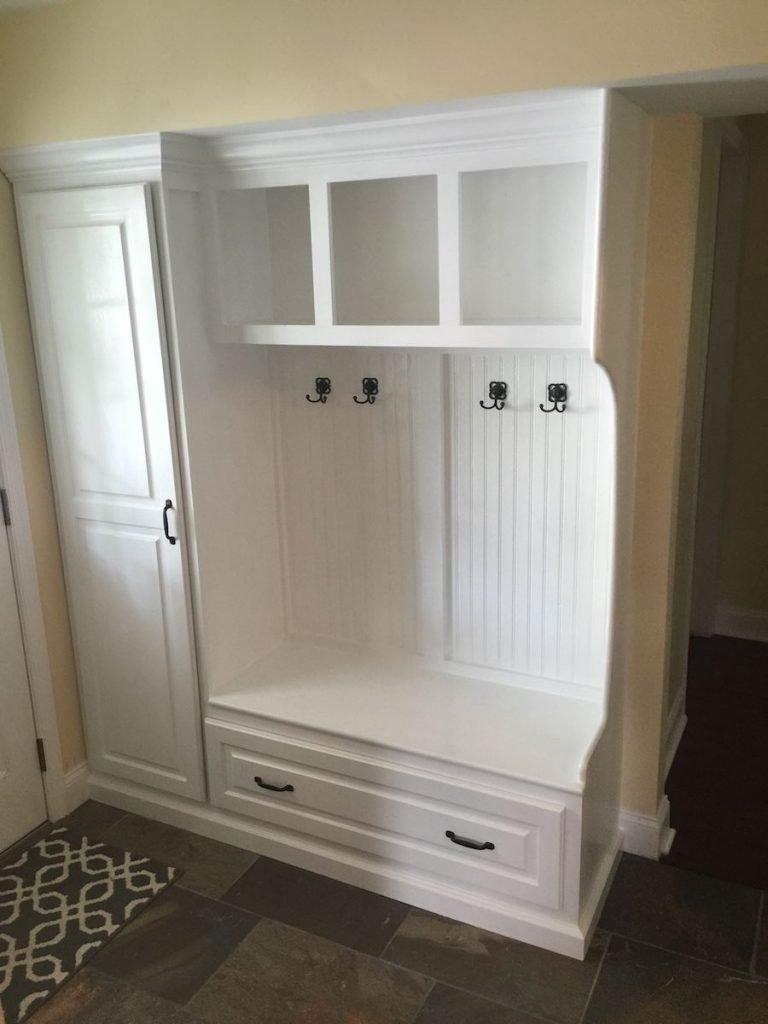 Built-In Painting In Lafayette Hill