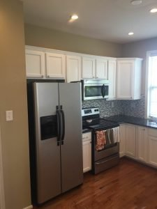 Phoenixville Kitchen Cabinet Painting