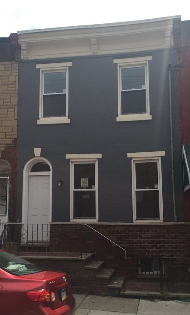 South Philadelphia Exterior Painting