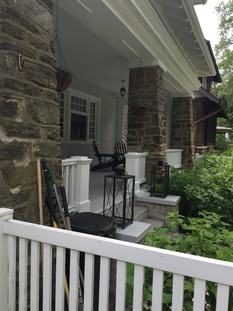 Exterior Painting in Mount Airy