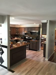 Worcester County Kitchen Painting
