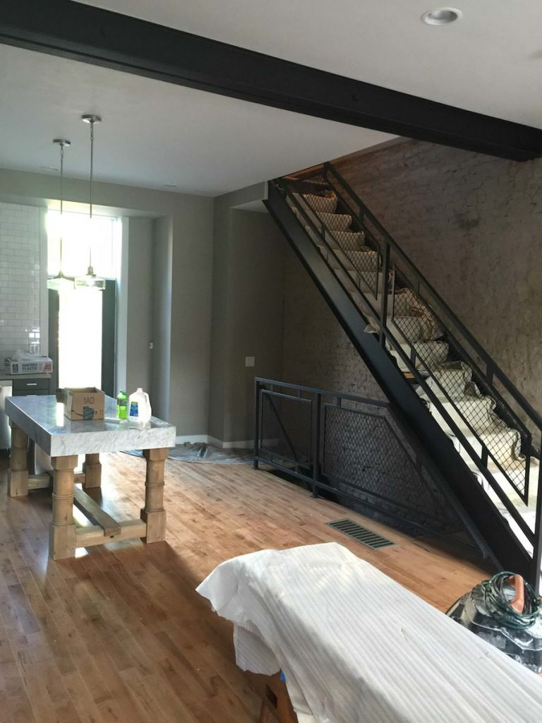 Fishtown Interior Painting