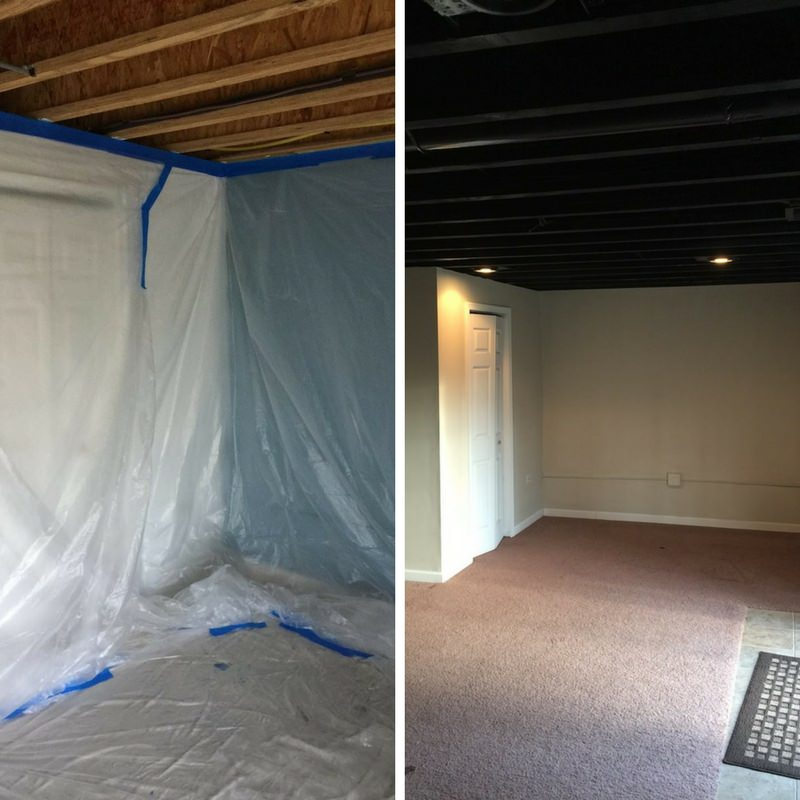Basement Painting in Royersford