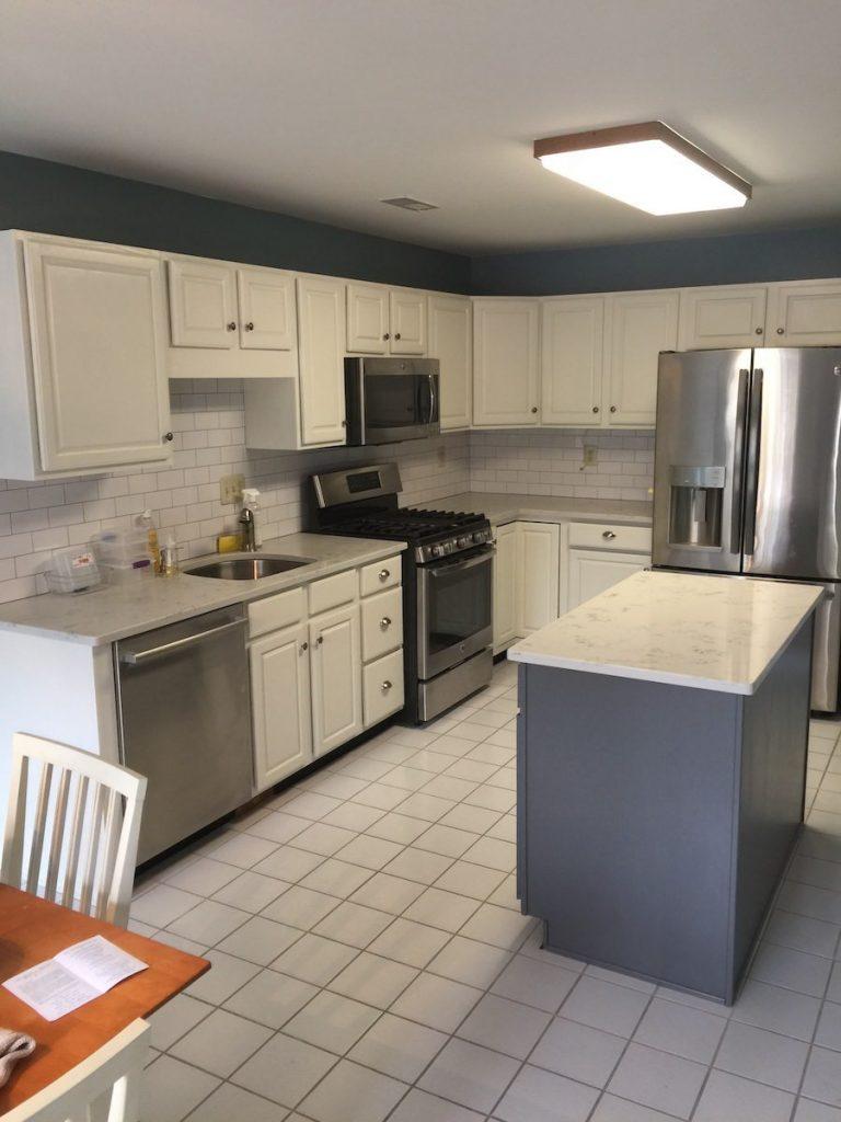Ambler Kitchen Painting - Ambler painting company