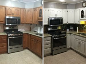 Kitchen Cabinet Painting In King Of Prussia