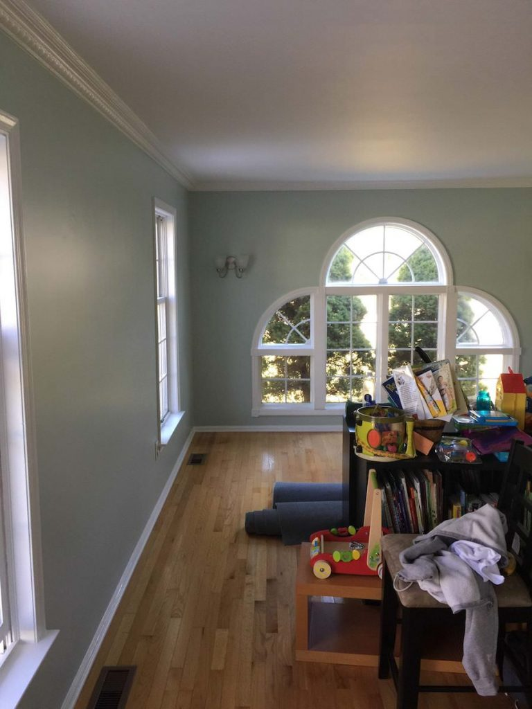 Interior Painting in Maple Glen - After 1 web