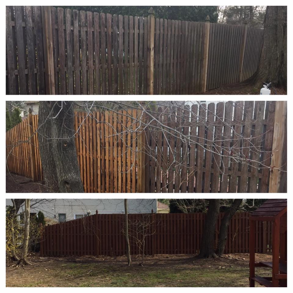 How To Refinish A Fence - Blue Bell Painting Company