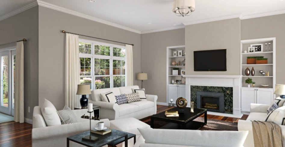 Current Decorating Trends For Living Rooms