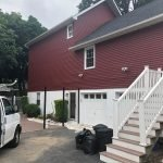 Northeast Philadelphia exterior painting