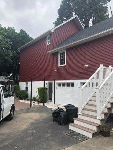 Northeast Philadelphia exterior painting