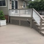 Deck Painting In Eagleville