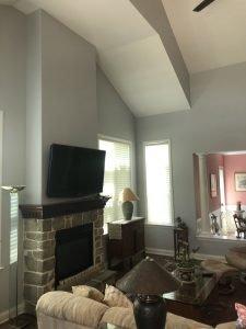 Downingtown Living Room